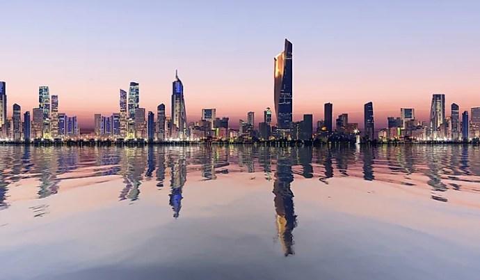 os países mais ricos do mundo - kuwait