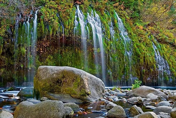 Live Falls Wallpaper Free Download The Most Beautiful Places In California Worldatlas Com