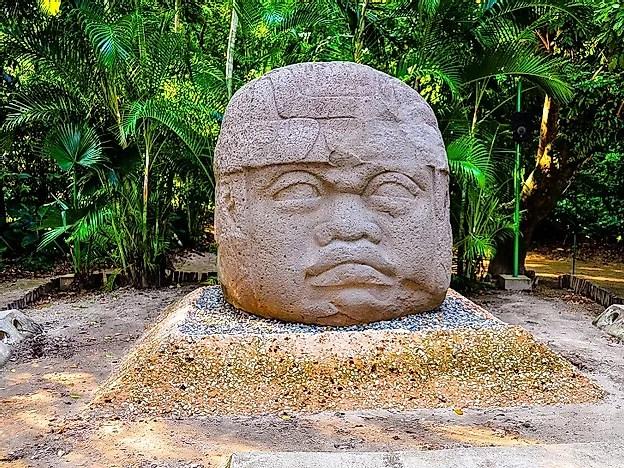Olmec Civilization Homes