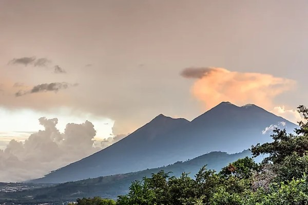 The Tallest Mountains In Central America WorldAtlascom