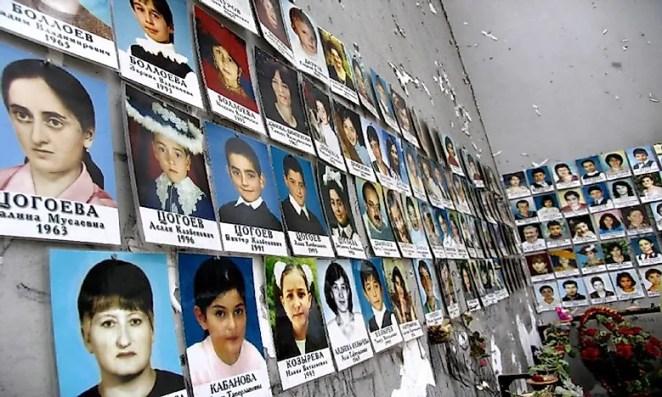 #7 Beslan school hostage crisis -