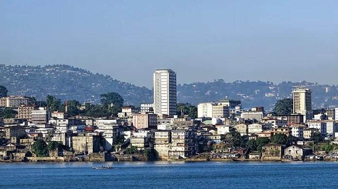 Image result for Sierra leone city