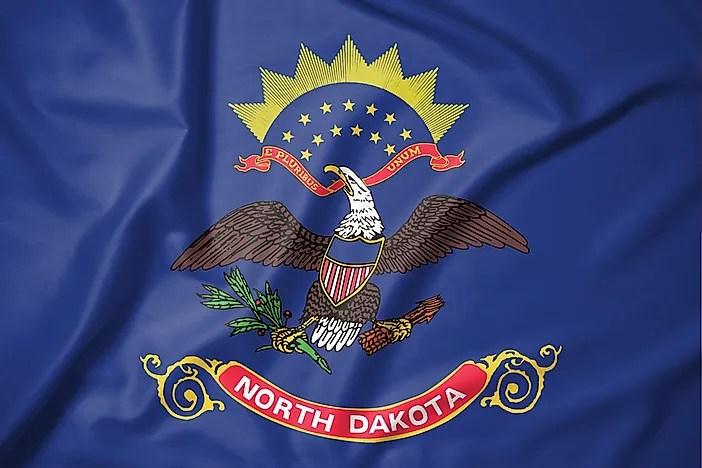 What Is the Capital of North Dakota  WorldAtlascom