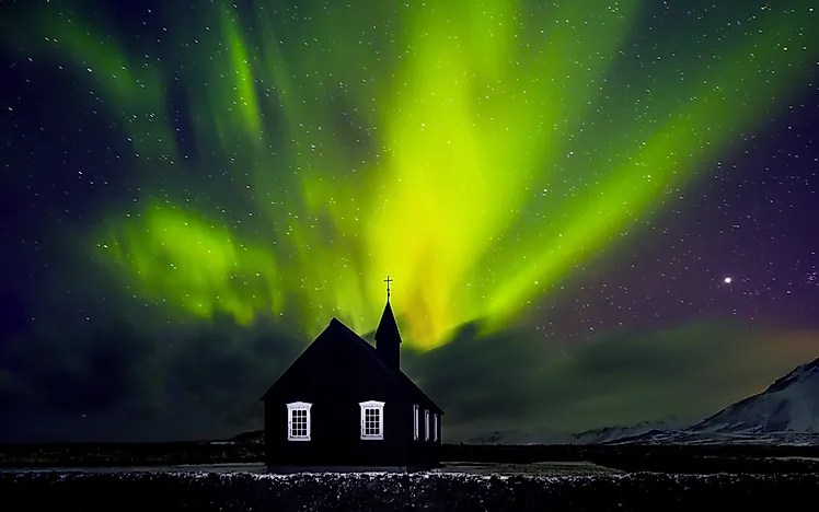 Northern Lights Iceland Best Time Year