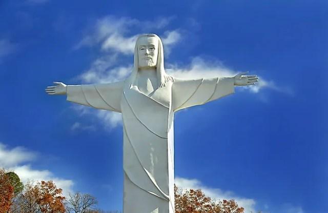 #5 Christ of the Ozarks - 1966