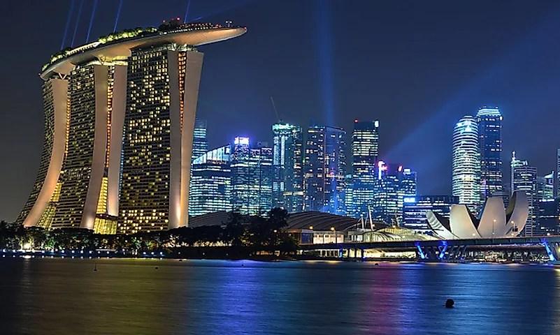 # 9 Cingapura -