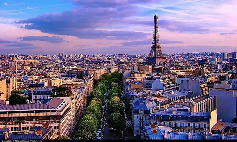 # 11 Paris, França -