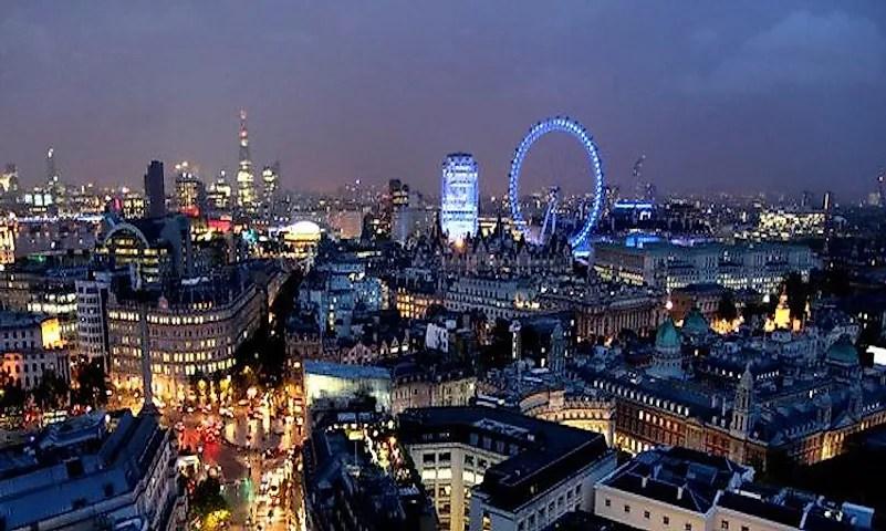 # 7 London Skyline -