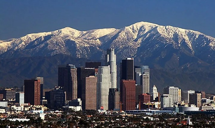 # 5 Los Angeles, EUA -