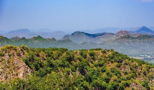 Image result for Vindhya Range