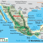 Mexico Maps Facts World Atlas