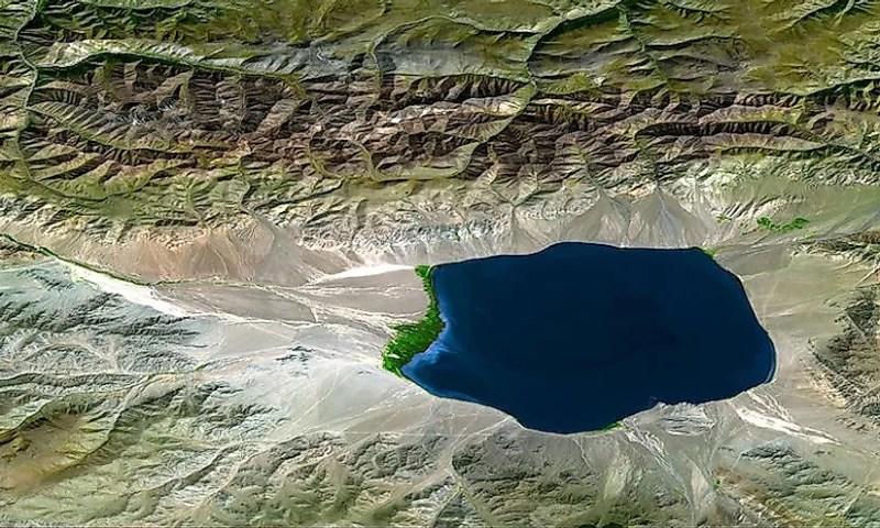 Image result for Endorheic Drainage Basins