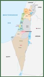 Israel Maps Facts World Atlas