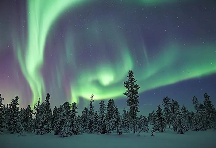 Can You See Northern Lights Fairbanks Alaska