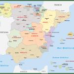 Spain Maps Facts World Atlas