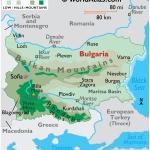 Bulgaria Maps Facts World Atlas