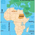 Sudan Maps Facts World Atlas