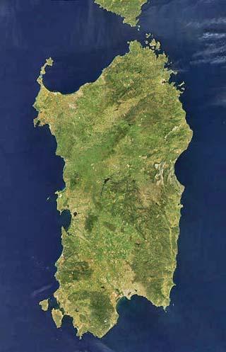 Geography of Sardinia Landforms Glaciers Mt Mckinley
