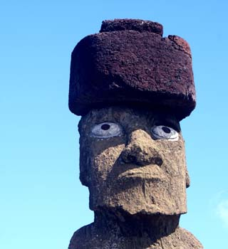 Easter Island Famous Native Sons and Daughters  Famous