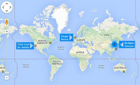 world baijiu day world map