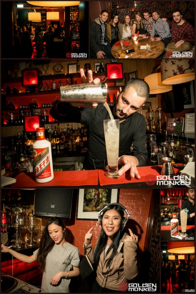 World Baijiu Day Wrap Collage Golden Monkey Melbourne