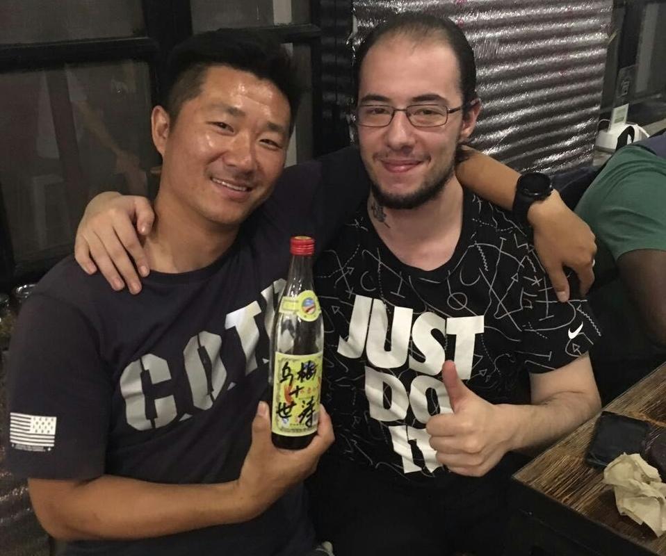 World Baijiu Day Pics WE Brewery Tianjin