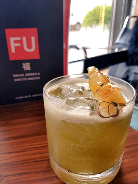 World Baijiu Day 2017 Liverpool Fu Bar 2
