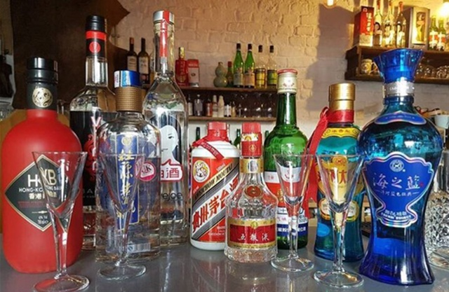 World Baijiu Day 2017 Liverpool Fu Bar