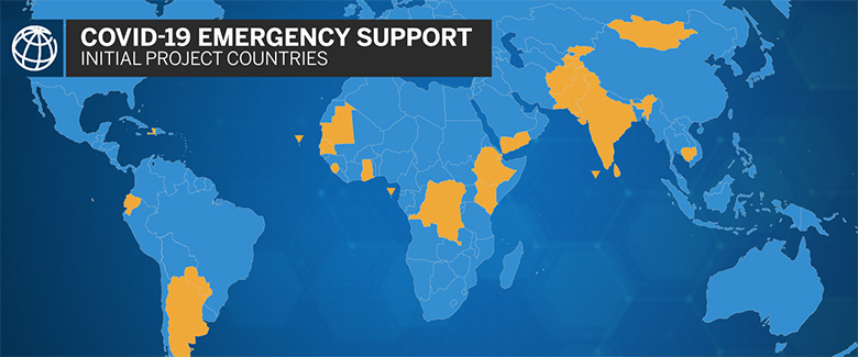 Covid 19 Map Worldwide