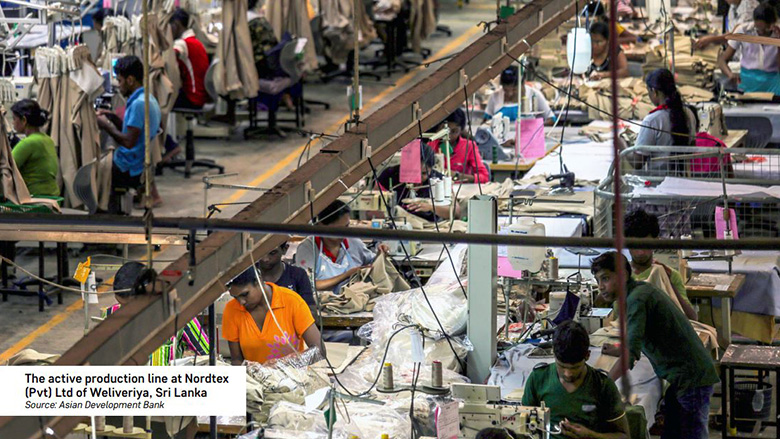 Sri Lanka Could Boost Apparel Manufacturing to Increase