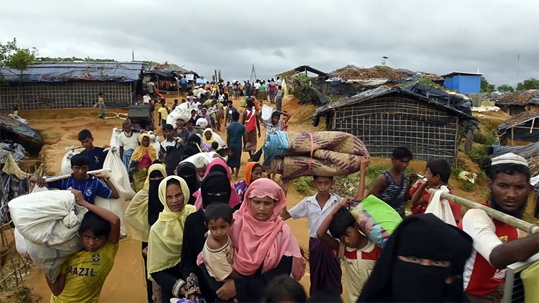 World Bank Announces Support for Bangladesh to Help Rohingya