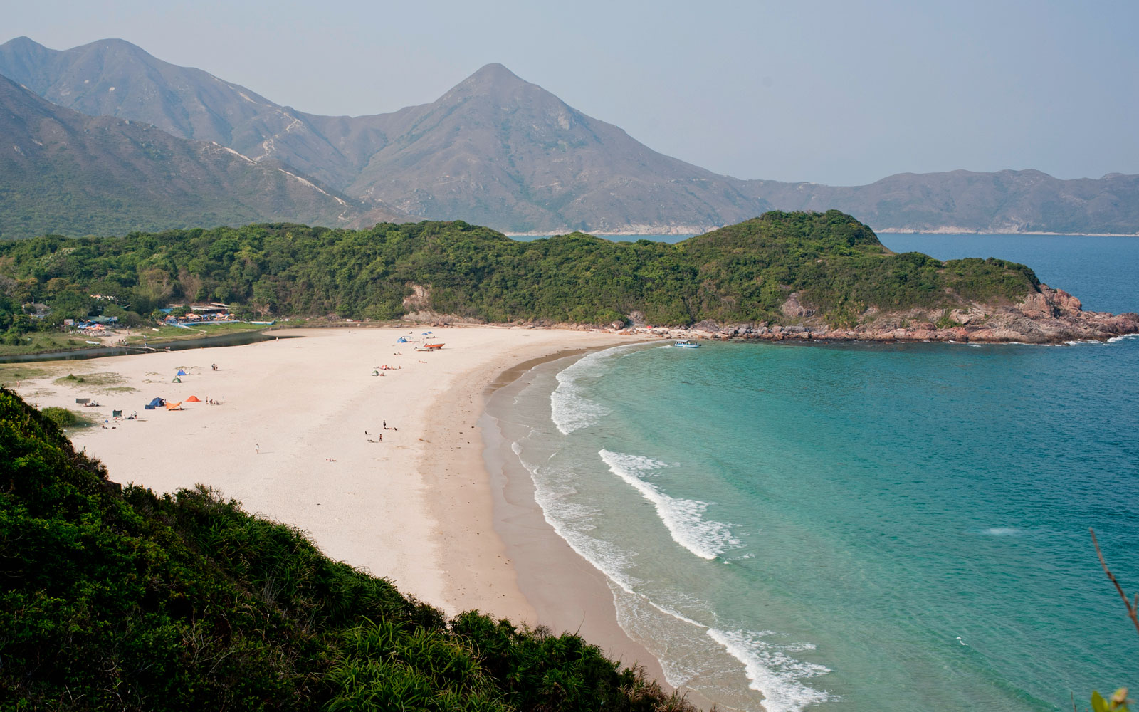 Best Hong Kong Beaches in Pictures // World Beach Guide
