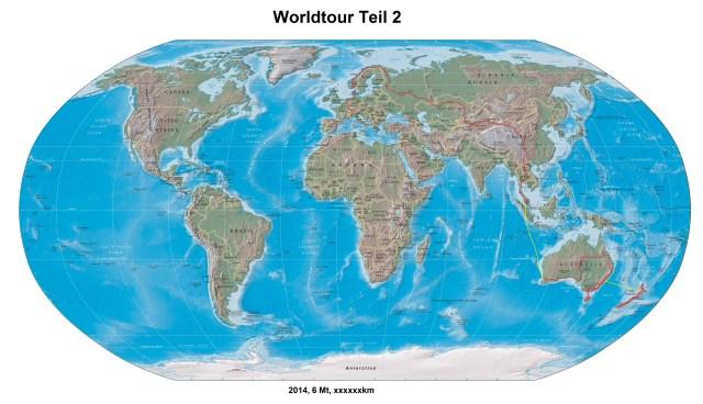Worldtour Part 2