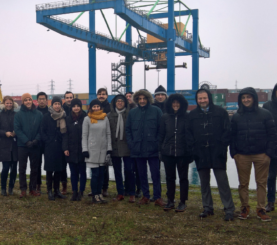 Stavanger's-hydrogen-fuelled-ferry-project-team