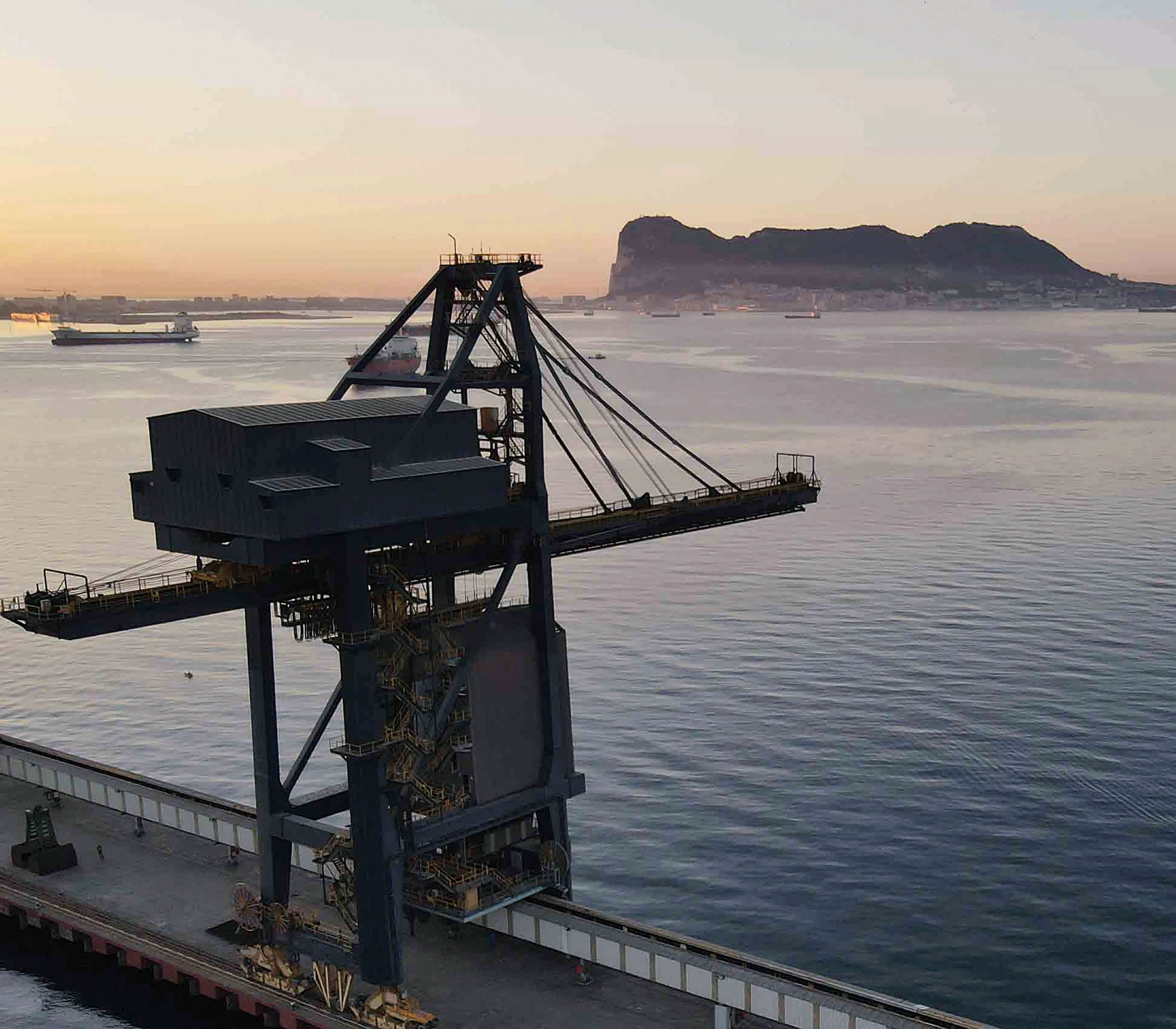 Endesa's Algeciras facility will be Spain's largest LNG bunkering terminal ©Endesa