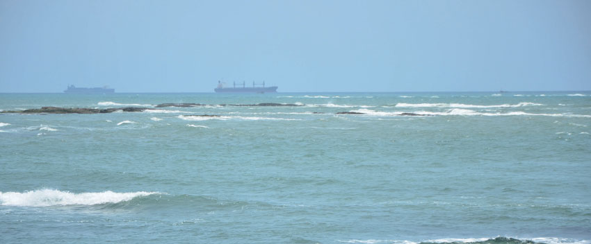 Ghana and other countries on the Gulf of Guinea are taking steps to dissuade piracy ©Ben Sutherland/CC-BY