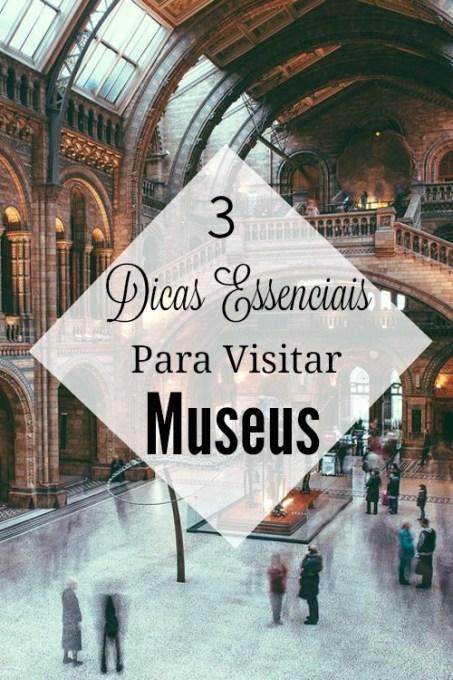 dica para visitar museus