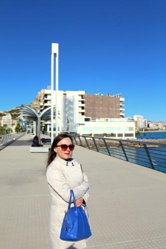 Paseo Volado w Alicante