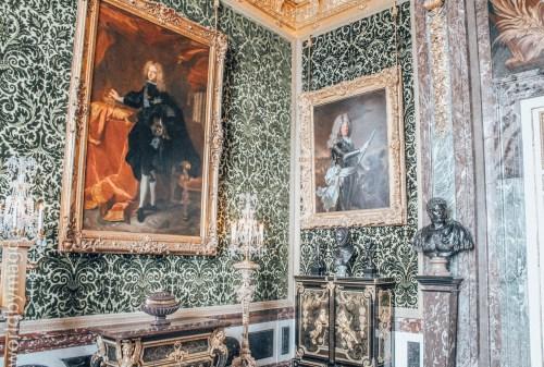 King Ludwig XVI's chamber