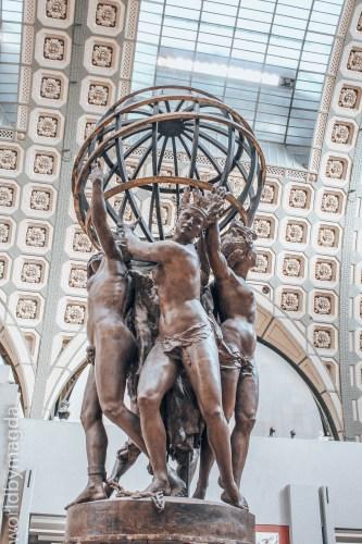 Vivante Muzeum Orsay w Paryżu