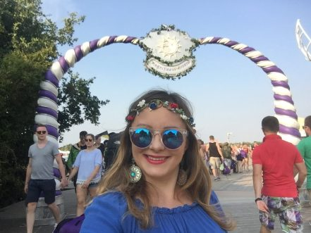 Tomorrowland wejście