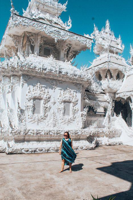 Biała Świątynia w Chiang Rai