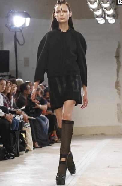 Polskie modelki w Paryżu