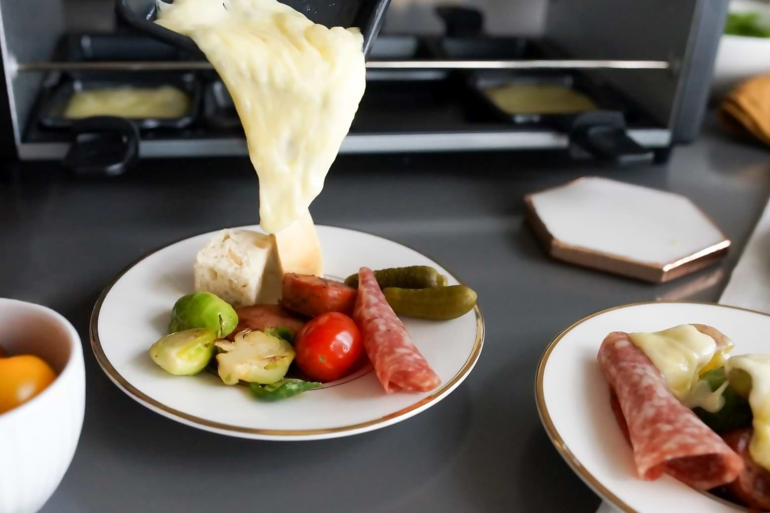 Co to jest raclette