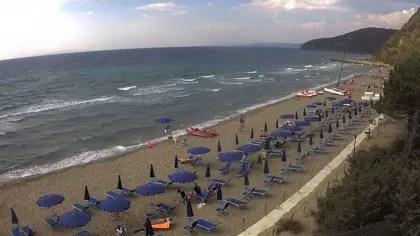Punta Ala  Camping Resort Italien  Webcams