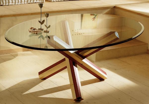 Tavoli moderni in legno Vendita tavolo moderno design