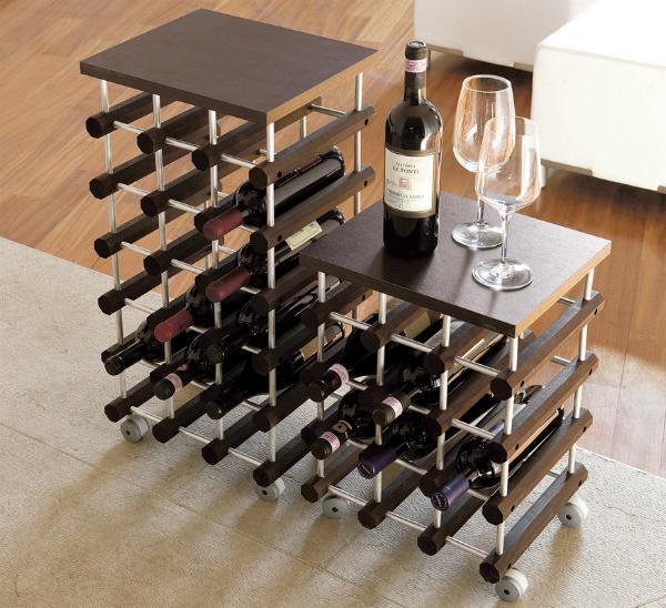 Portabottiglie Wine Portabottiglie per vino La cantinetta