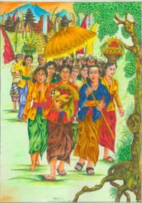 Nyekah Ceremony