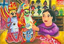 Traditional Puppet Maker