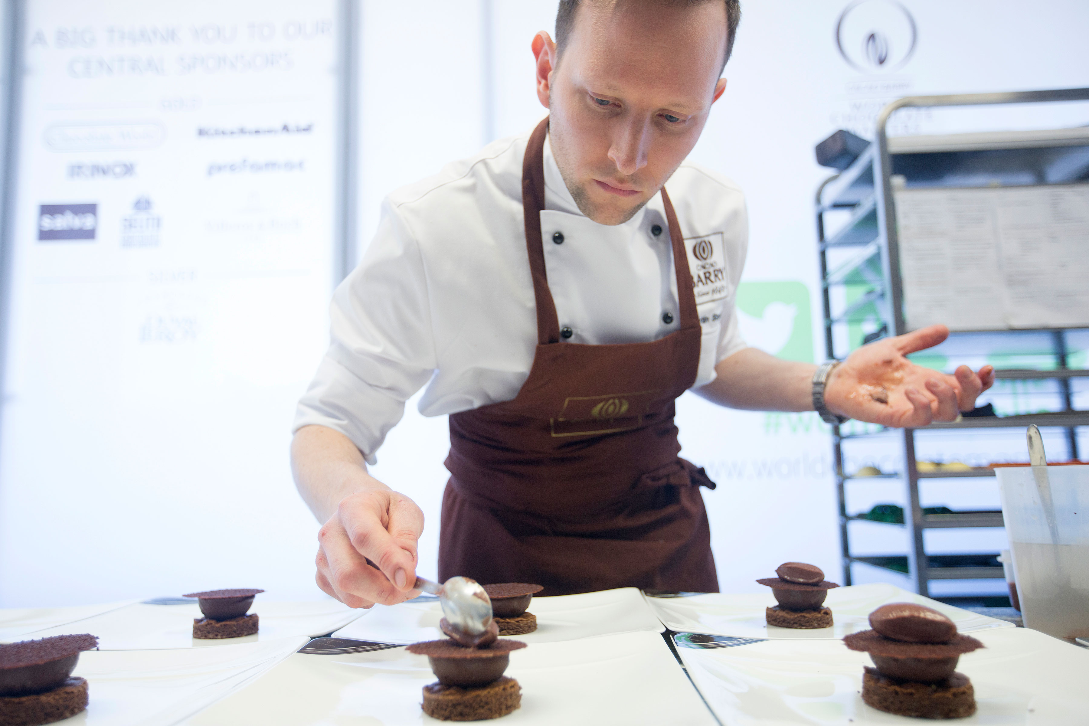 Martin Studeny wins German National Selections  Cacao
